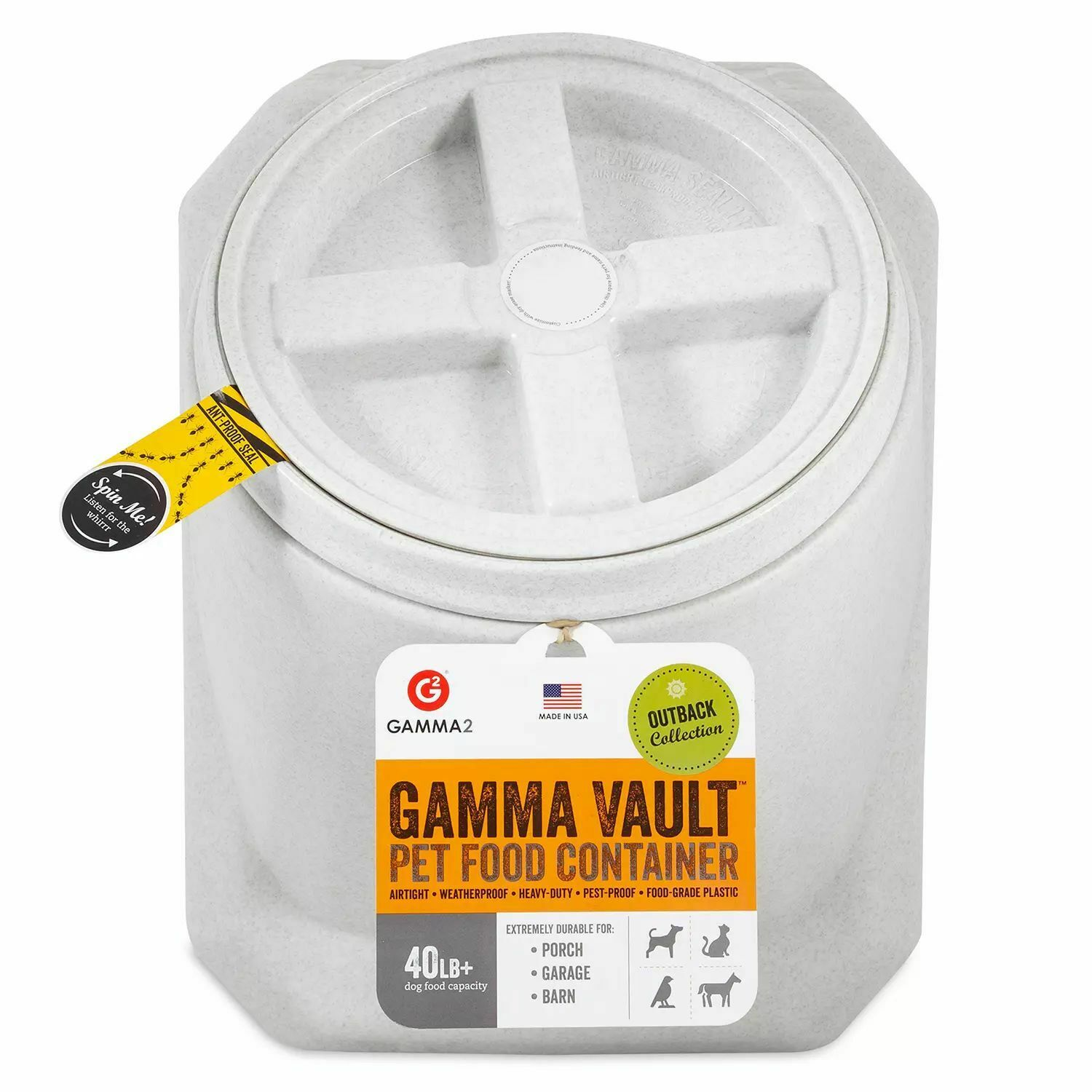 Gamma2 Vittles Vault Jr Pet Food Container For Sale Online Ebay
