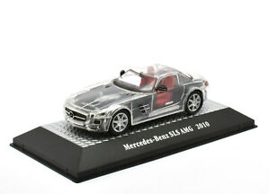 Mercedes-Benz-SLS-AMG-Transparent-Year-2010-scale-1-43-From-Atlas