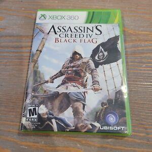 Xbox-360-Assassin-039-s-Creed-IV-Black-Flag-CIB-COMPLETE-Factory-SEALED-Ubisoft