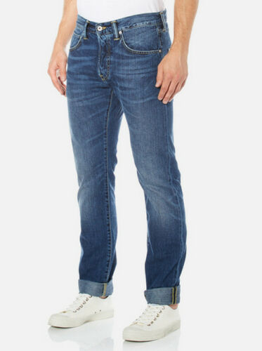 Jeans Regular Val 100 Ed Bleu Edwin L34 Profond 55 W34 Conique rCqrOg