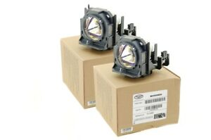 Alda-PQ-ORIGINALE-LAMPES-DE-PROJECTEUR-pour-Panasonic-pt-dz6710u-Double