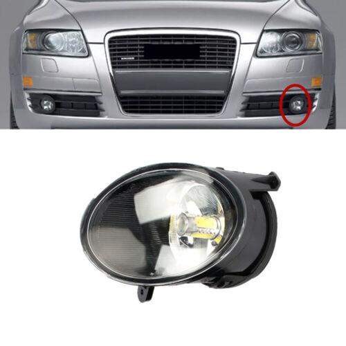 Fit For AUDI A6 S6 S8 Allroad Quattro C6 Front Left Bumper LED Fog Light Lamp