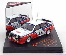 1:43 Vitesse Audi Quattro #11, Rally Monte Carlo Cinotto/Radaelli 1982