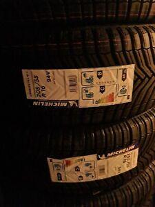 Michelin CrossClimate + Pneu Quatre Saisons 205/55 R16 94 V