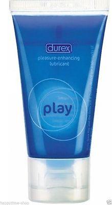 DUREX Play Longer Lubricant for Men Gel Water Condom 50ml