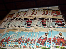 1977-78 OPC 77-78 O PEE CHEE LARGE SINGLE LOT FINISH YOUR SET PICK 10 EX+ NR-MT