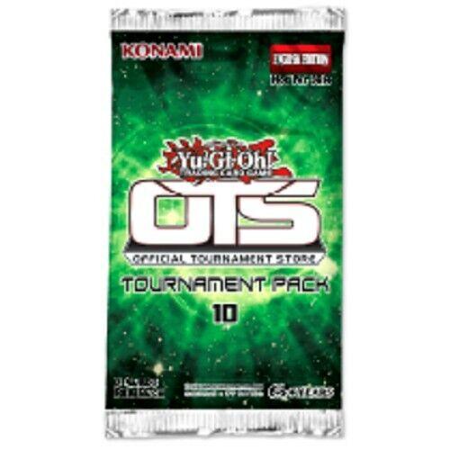 x5 YuGiOh OTS Tournament Pack 10 Sealed New