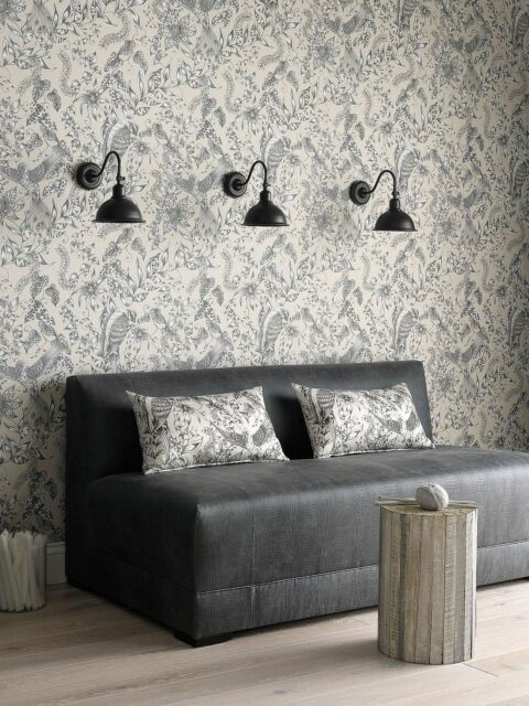 1 Roll of John Lewis Osborne & Little Kayyam Wallpaper W6495-03 ...