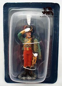 Figurine Empire Maréchaux Hachette Général Saint-Sulpice Officier Napoléon