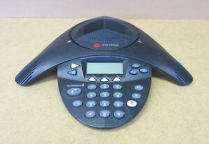 Polycom-2201-16000-001-SoundStation-2-Non-Expandable-Analog-Conference-Phone