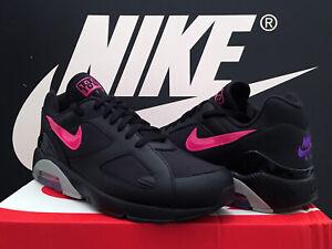 Dettagli su DS 2018 Nike Air Max 180 UK10 EU45 Rosa Blast OG 1 90 BW 94 95 97 98 TN CDG RARO mostra il titolo originale