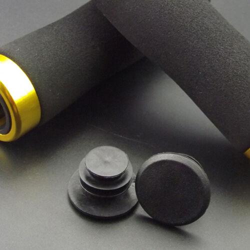 1 pcs Cycle Road MTB Bike End Lock-On Plugs Bar Grips Caps Covers SALE SAL N6L5