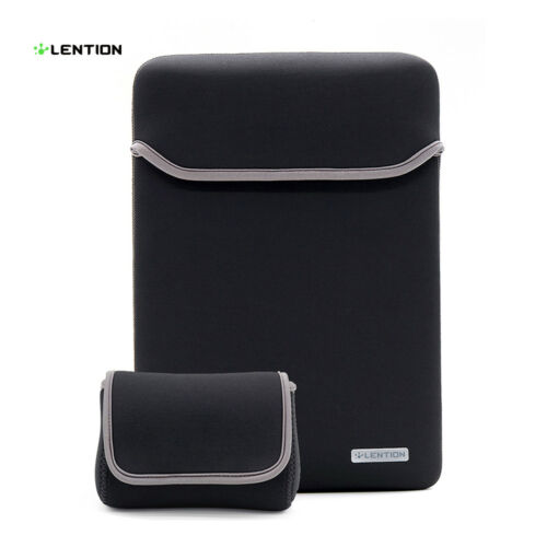 Soft Neoprene Laptop Sleeve Case Bag Cover Pouch Fr 2019 MacBook Pro 15 Notebook