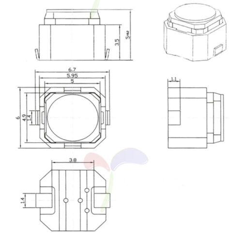 Motor PAP NEMA 17 bipolar 1,8 ° 42×38mm 2.8v 1.7a stepper motor mo05015