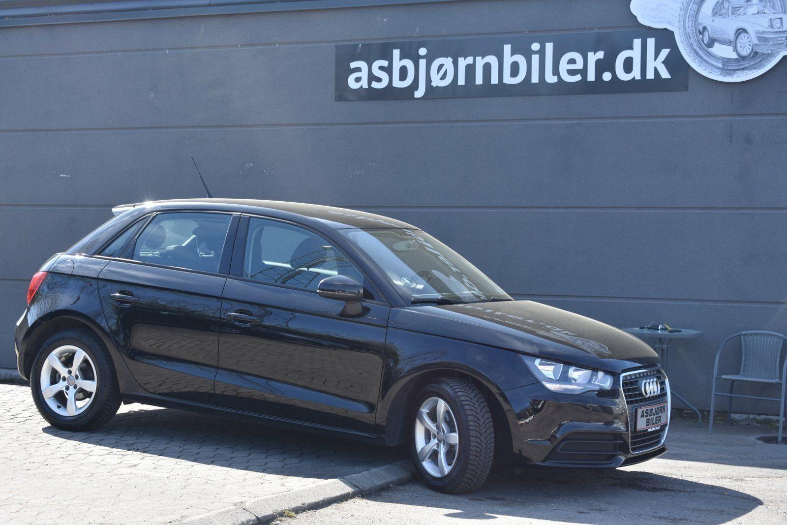 Audi A1 1,4 TFSi 122 Attraction SB 5d
