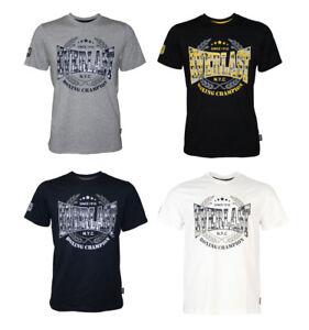 ebbe1a8f121fe2 Das Bild wird geladen EVERLAST-T-Shirt-Herren-schwarz-weiss-grau-dunkelblau-