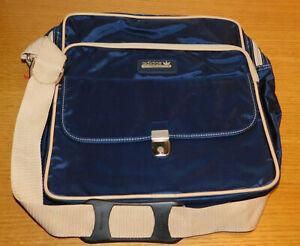 Handtasche Sacoche Handbag Détails À Travel Sur Bag Adidas Hand Blue Main Vintage Bleu Sac doxBWQrCe