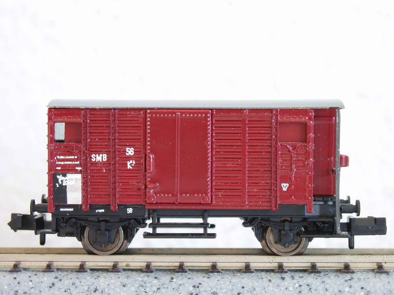 SMB K24 braun 56   2459  JURETIC Handarbeitsmodell