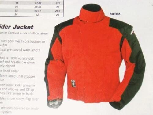 Men/'s TEKNIC Spider Blue /& Black Jacket Size 50-$299
