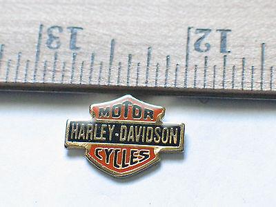 Harley Davidson Motorcycle Pin