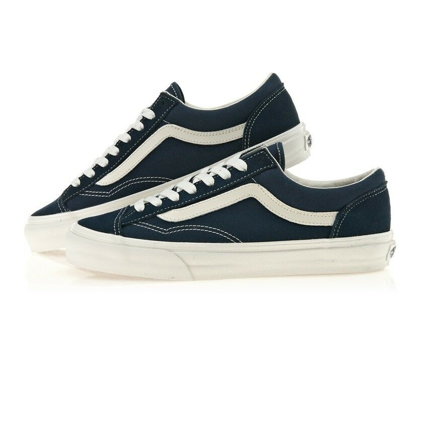 Vans  Style 36 Shoes Suede Dress Blue Marsh Navy  Vans VN0A3DZ3RFL   13 b5daed