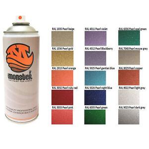 Pearl-Metallic-Enamel-Spray-Paint-pottery-vase-bicycle-glass-wheels-15-Colours
