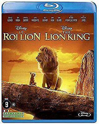 LE ROI LION - LE FILM - BLU RAY