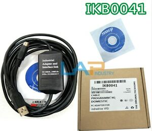 For Bosch Rexroth IKB0005//002.0 driver USB data cable