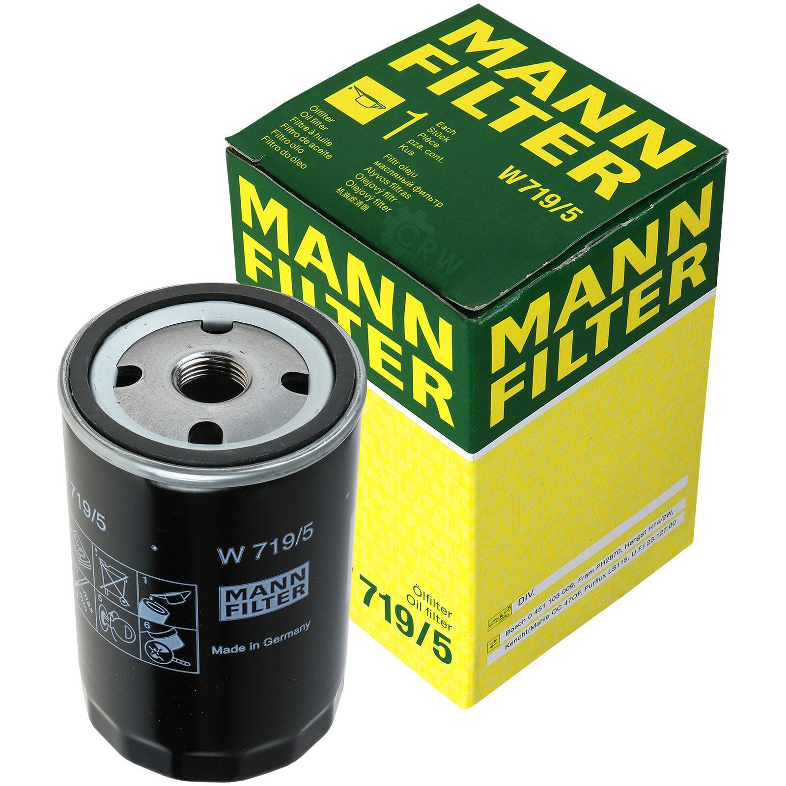 Original hombre-filtro w7032 filtro aceite para Renault