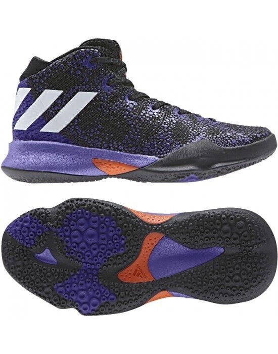 ADIDAS Crazy Heat J Kinderschuhe Basketball Sportschuhe Freizeit BW1103