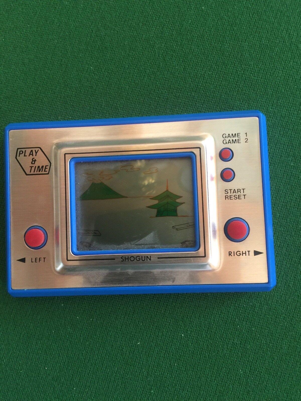 Play&Time  Shogun' extrêmement rare pour collectionneur agreeni