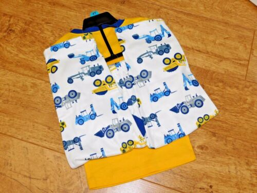 CARTERS BOYS QUALITY 2 Piece Construction Snug Fit Cotton PJs AGE 4 TO 8 YEARS