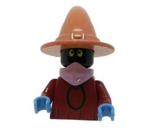 **NEW** Custom Printed PRINCE ADAM Masters Of The Universe Block Minifigure