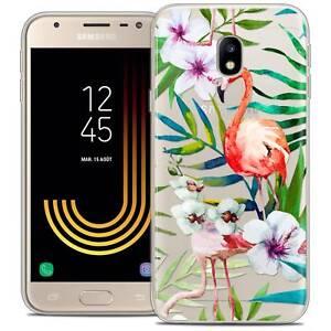 Coque-Crystal-Gel-Pour-Samsung-Galaxy-J3-2017-J320-5-034-Extra-Fine-Souple-Waterc