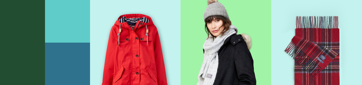 Up to 70% off Winter Pieces