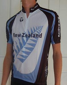 NEW-ZEALAND-Cycling-Bike-Jersey-Mens-Ladies-Womans-XS-S-M-L-XL-XXL