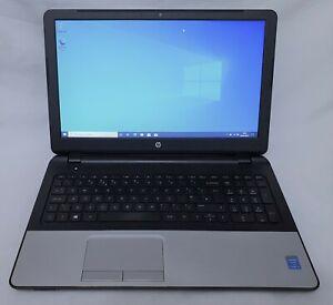 """HP ProBook 350 G2 Core i5-5200U 8GB RAM 500GB HDD 15.6"""" Display Windows 10 Pro"""