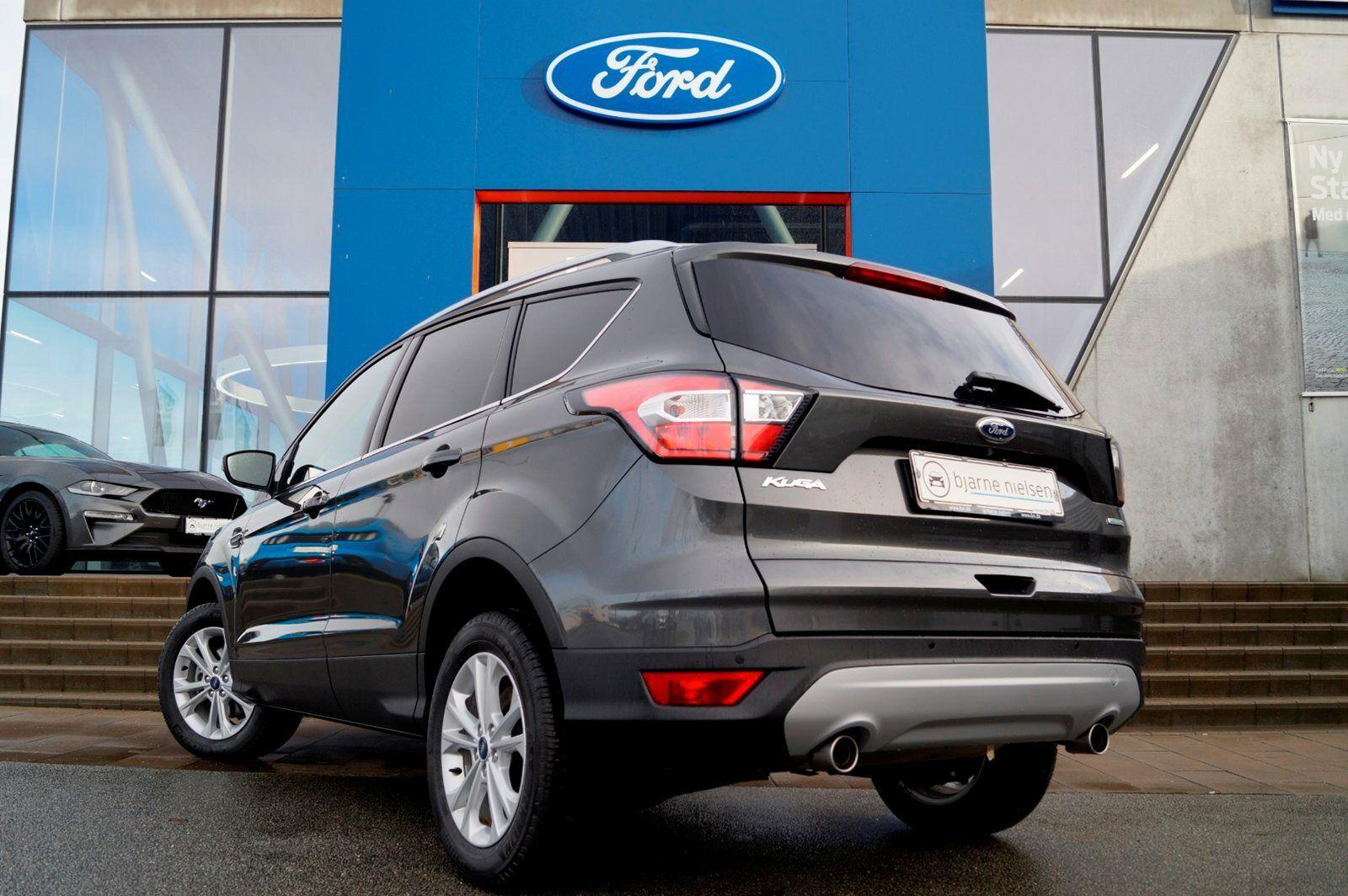 Ford Kuga 2,0 TDCi 150 Titanium - billede 3