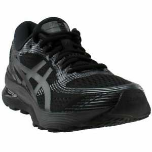 ASICS-Gel-Nimbus-21-Running-Shoes-Casual-Running-Shoes-Black-Womens-Size-5-B