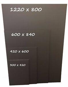 Image Is Loading QUALITY UNFRAMED CHALKBOARD BLACKBOARD IDEAL FOR INDOOR OR