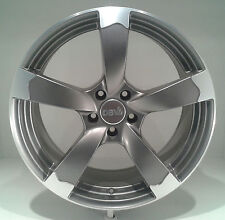 DBV Torino II Alufelgen 8,5 x 19 ET30 5 120 Anthrazit BMW 3er 3382202