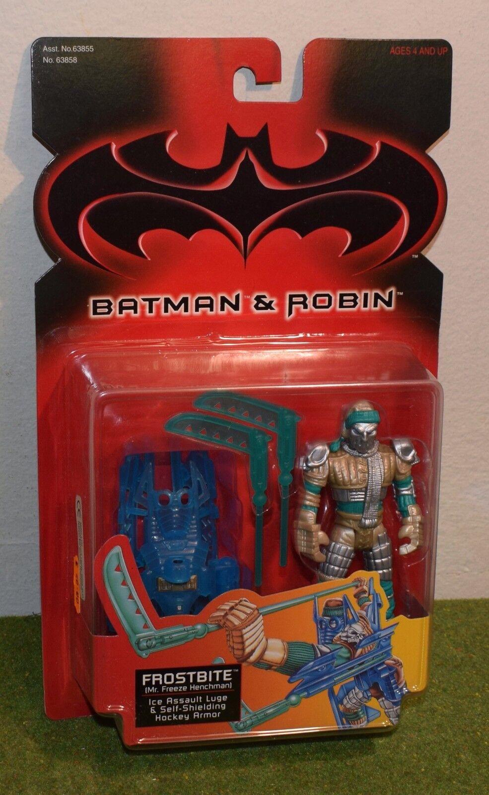 Kenner batman & robin erfrierungen (herr einfrieren handlanger) action - figur