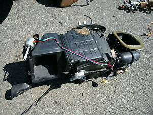 1997 1998 Ford Mustang Heater Core Box Assembly Original