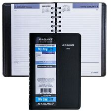 2022 At A Glance Dayminder Sk46 00 Daily Planner 4 78 X 8
