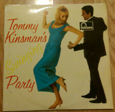 Tommy Kinsman's Swinging Party - Fontana TL 5226  (Mono, UK, 1964)