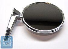 1964 65 Oldsmobile Cutlass Standard Chrome Mirror Left Hand Fits 1964 Oldsmobile
