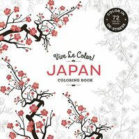 Coloring Book Page For Adult Japanese Motifs Pattern Relax Activity 72 Pages