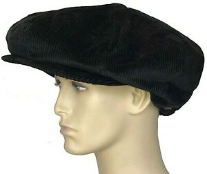 ff7693a0 Image is loading Peaky-Blinders-Oversized-Hat-Newsboy-Big-Apple-Gatsby-