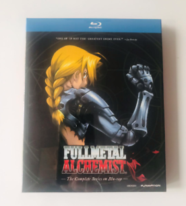 Fullmetal Alchemist: The Complete Series (Blu-ray ...