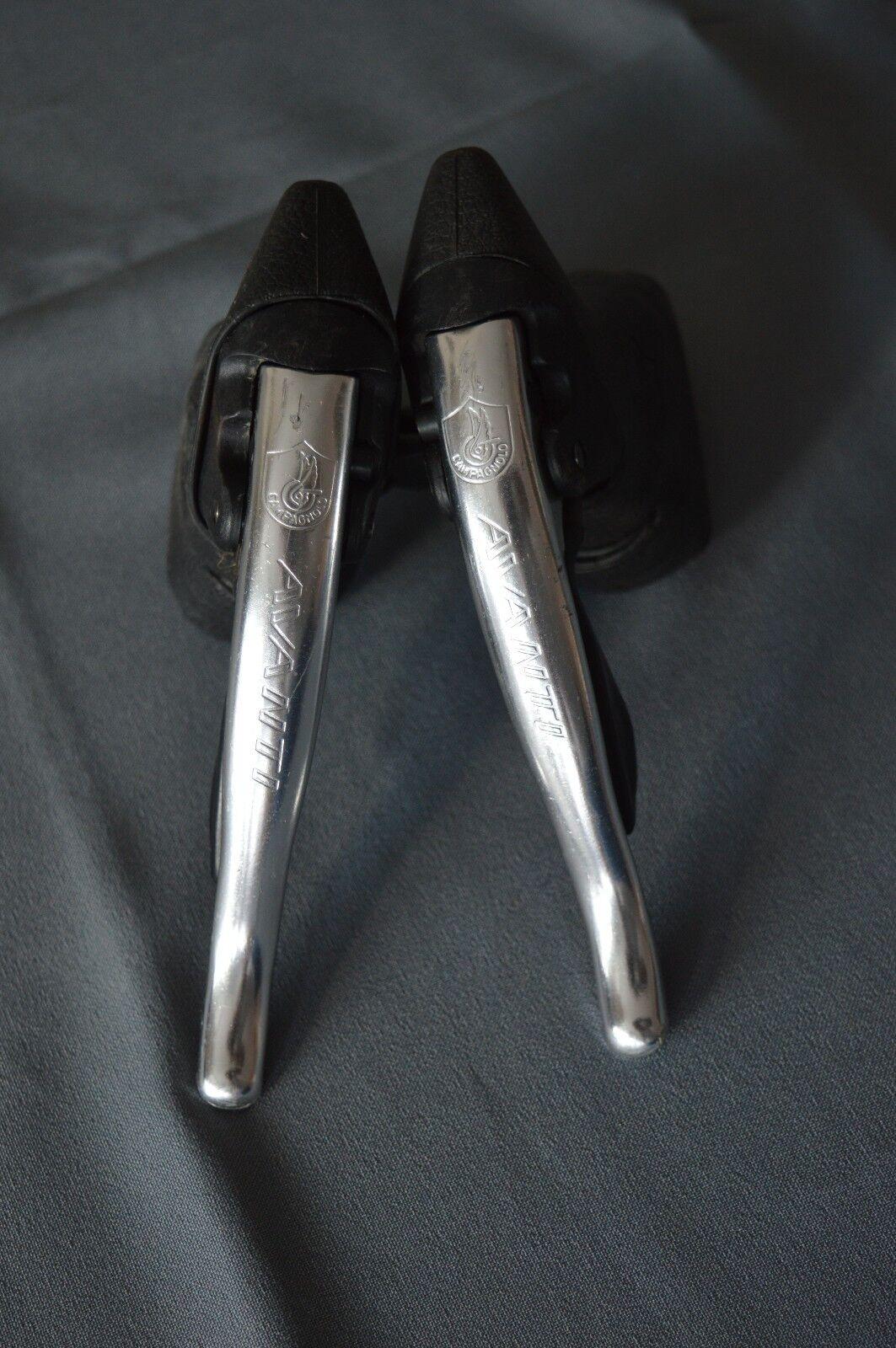 Campagnolo Avanti 8 speed shifters brake levers